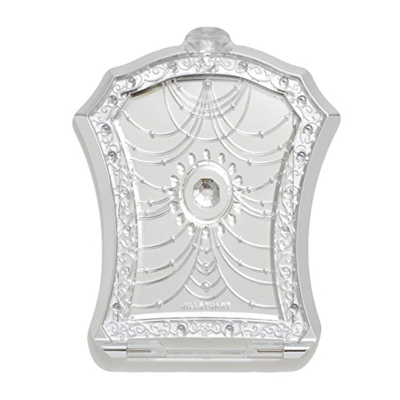 女の子郵便フレキシブル【名入れ対応可】ジルスチュアート JILL STUART ミラー 鏡 手鏡 Beauty Compact Mirror スクエア 四角 コンパクト ミラー 20743