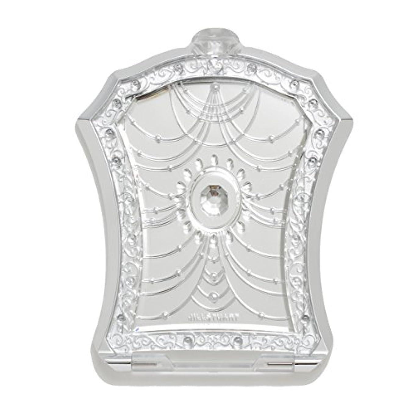 回転傷跡ジレンマ【名入れ対応可】ジルスチュアート JILL STUART ミラー 鏡 手鏡 Beauty Compact Mirror スクエア 四角 コンパクト ミラー 20743