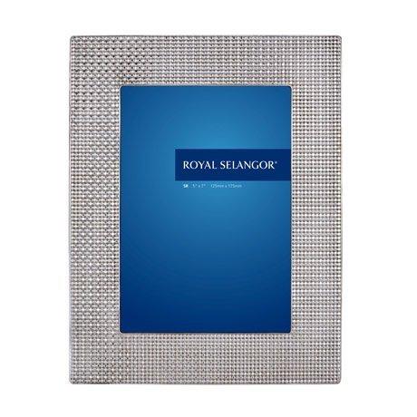ロイヤルセランゴール ピューター フォトフレーム ミラージュ メッシュ ポストカード サイズ