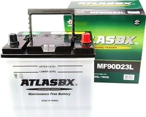 ATLASBX [ アトラス ] 国産車バッテリー [ Dynamic Power ] AT (MF) 90D23L
