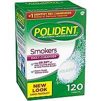 Polident 喫煙義歯クレンザー120をEA(5パック) 5パック