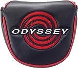 ODYSSEY(オデッセイ) ヘッドカバー Backstryke パターカバー 2017年モデル メンズ 5517139 ブラック
