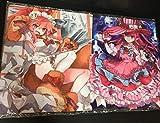 C89 cake rabbits タマモキャット(再臨)&エリザ(再臨) 限定プレイマット プレマ ラバーマット デスクマット FateGrand Order FGO フェイト