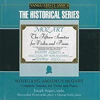 Complete Sonatas for Violin & Piano by JOSEPH / HORSZOWSKI,MIECZYSOWSKI / SZELL SZIGETI (2006-04-25)