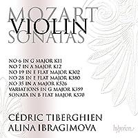 Mozart: Violin Sonatas