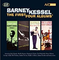 The First Four Albums (Easy Like/Kessel Plays Standards/To Swing Or Not To Swing/Music To Listen To - Barney Kessel by Barney Kessel (2008-03-11)