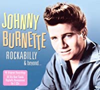 Rockabilly & Beyond by Johnny Burnette