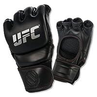 UFC公式MMAプロフェッショナルMMAトレーニンググローブ–ブラック XL