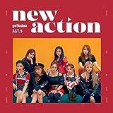 3rd Mini Album: ACT.5 NEW ACTION
