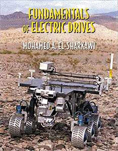 Download Fundamentals of Electric Drives (Electrical Engineering S.) 0534952224