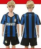 子供用 14-15 サッカー ユニフォーム インテル HOME 55番 NAGATOMO
