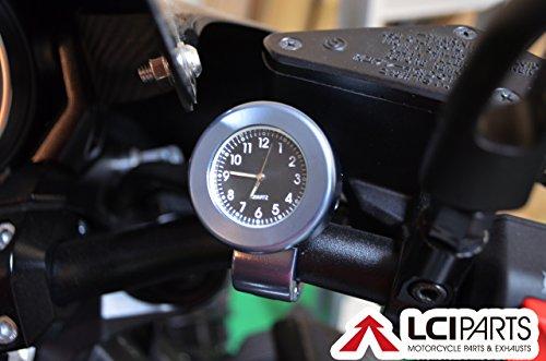 汎用 ハンドルバー クロック GS125 GSR125 GN125