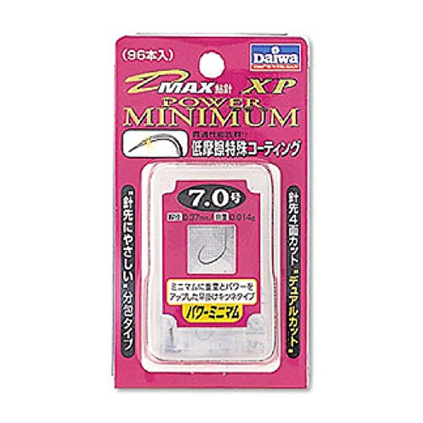 森林要塞鑑定ダイワ(Daiwa) D-MAX鮎針 フック XP パワーミニマム 7.0号 釣り針