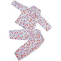 ノーブランド品  パジャマ 衣装  18インチアメリカンガールドール用 11種類選べる - 06