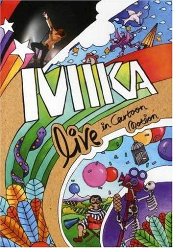Live in Cartoon Motion [DVD] [Import]