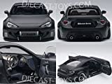 AUTOart-78755 ROCKET BUNNY TOYOTA 86 1/18 MATTE BLACK with BLACK WHEELS [並行輸入品]