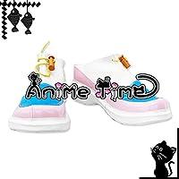 ●●サイズ選択可●●男性26CM MJR1620 コスプレ靴 ブーツ キングダムハーツ カイリ