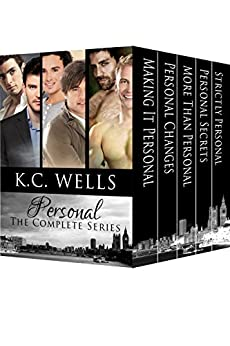 Personal The Complete Series Box Set by [Wells, K.C.]