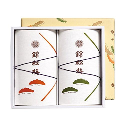 錦松梅 小袋詰合せ 300g入(30g×10袋)佃煮ふりかけ