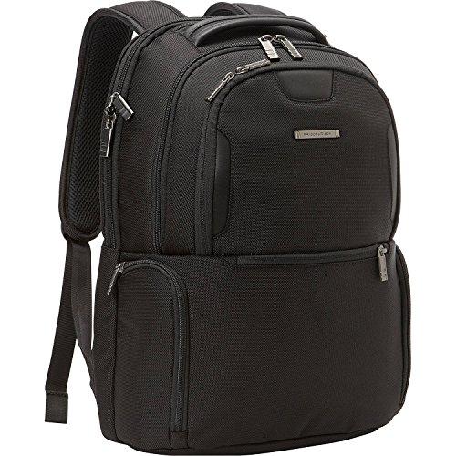 ブリグスアンドライリー バッグ ビジネス系 Medium Multi-Pocket Backpack Black [並行輸入品]