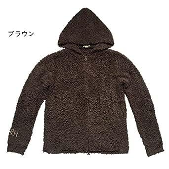 Barefoot Dreams ロンハーマン ベアフットドリームス パーカー Ronherman コート メンズ ジャケット (S, ブラウン)