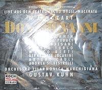 Mozart;Don Giovanni Opera