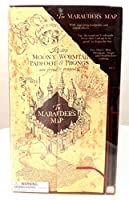 Wizarding World of Harry Potter電子Marauder 's Map W/Moving Footprints