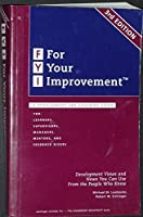 Fyi for Your Improvement Handbook: A Development and Coaching Guide