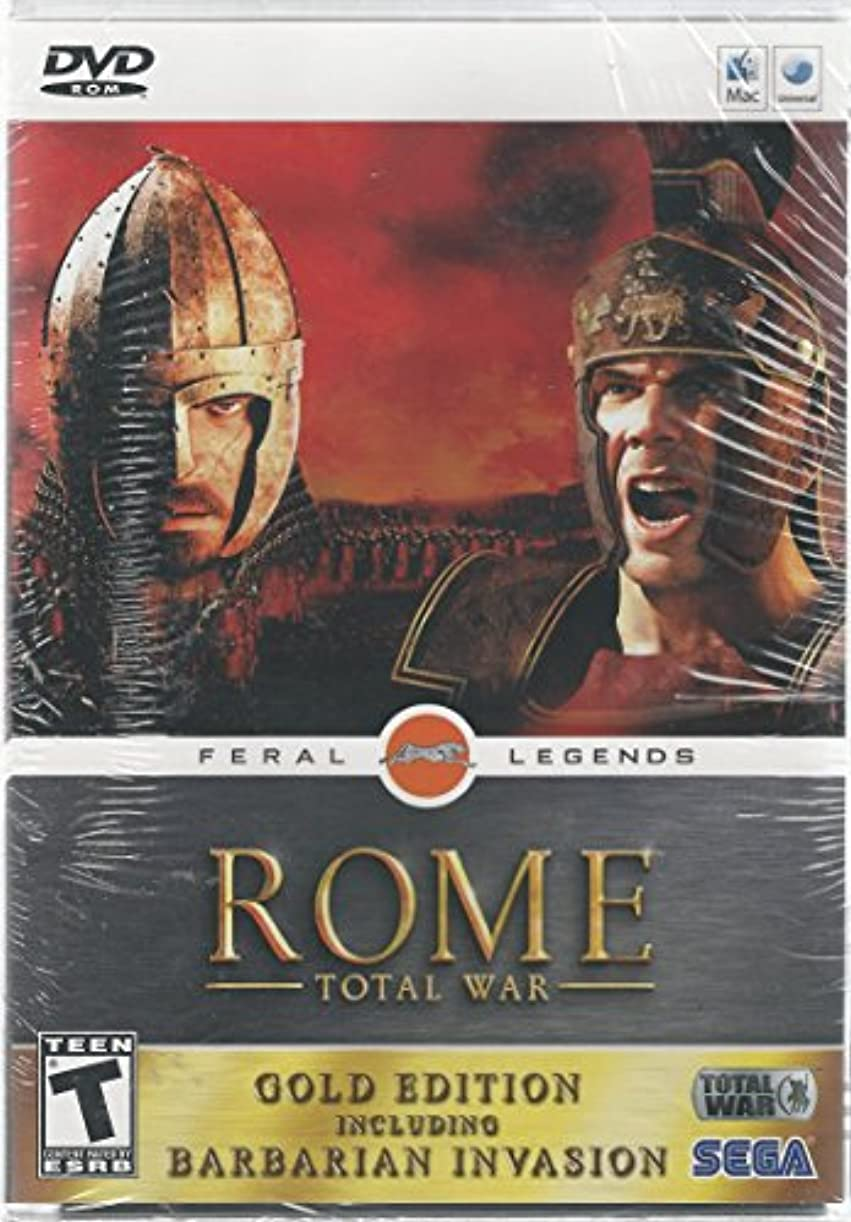哲学博士接続されたコイルRome: Total War Gold Edition (Mac) (輸入版)
