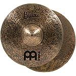 MEINL Cymbals マイネル Byzance Dark Series ハイハットシンバル 15