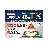【指定第2類医薬品】コルゲンコーワIB錠TX 45錠 ※セルフメディケーション税制対象商品