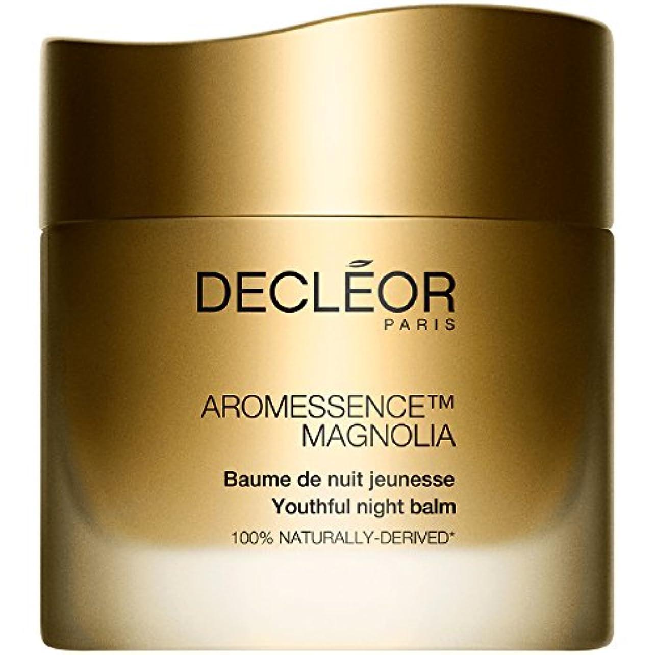 有益最大傷つけるデクレオール Aromessence Magnolia Youthful Night Balm 15ml/0.5oz並行輸入品
