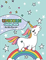 Unicorn Coloring Book for Kids Ages 4-8: Unicorn Coloring Book for Kids and Educational Activity Books for Kids (Books for Kids)