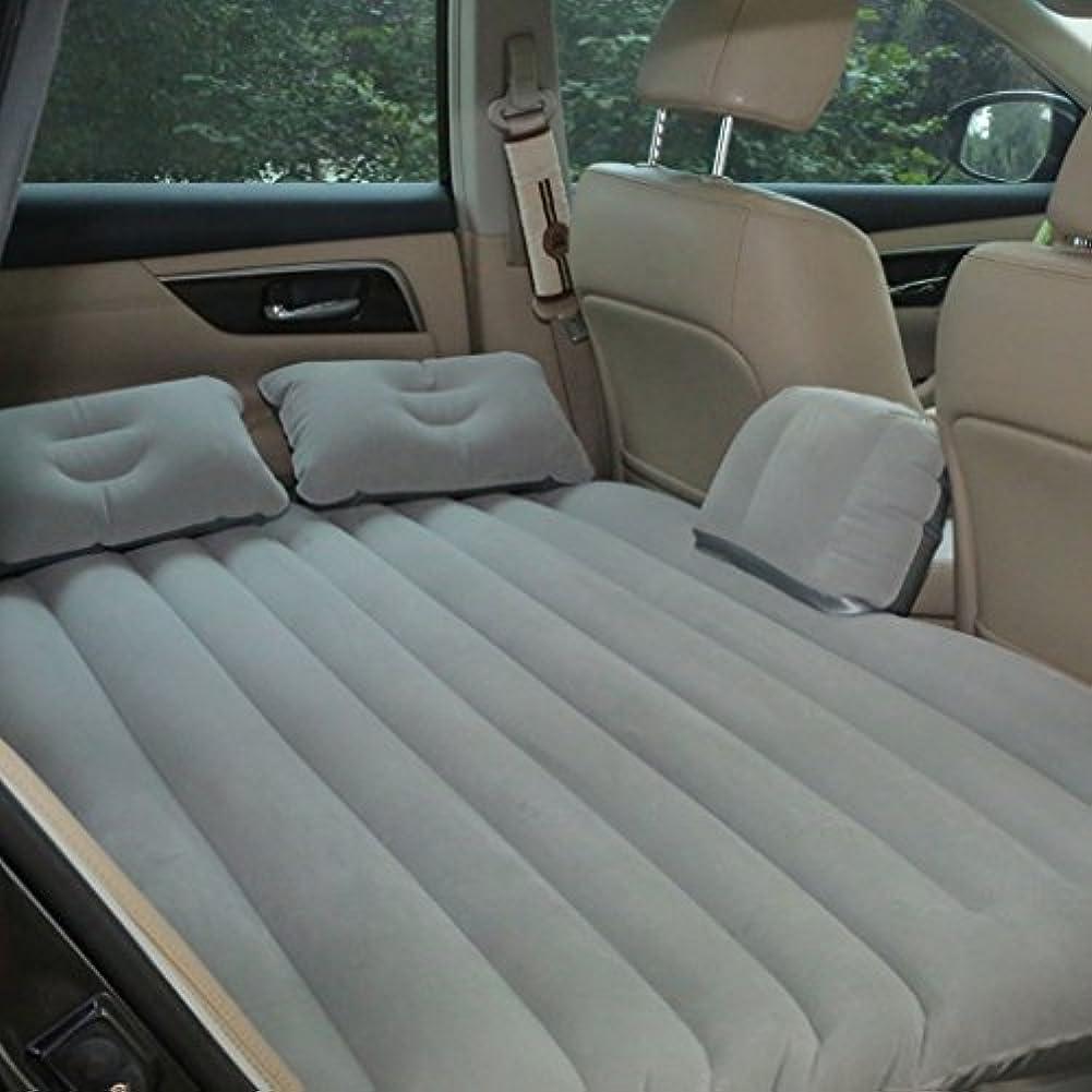 のど教義リズム車のインフレータブルベッドエアマットレスカーショックベッド車、SUVワゴンに適した ( 色 : シルバー しるば゜ , サイズ さいず : Style 1 )
