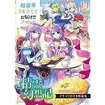 精霊幻想記 14.復讐の叙情詩 ドラマCD付き特装版 (HJ文庫)