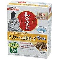ジェーピースタイル JPスタイル 和の究み 猫用セレクトヘルスケア デリケートなお腹ガード 200g箱