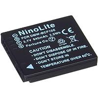NinoLite DMW-BCF10 互換 バッテリー パナソニック DMC-FX700 DMC-FX70 DMC-FX40 DMC-FX66 等対応 dmwbcf10_t.k.gai