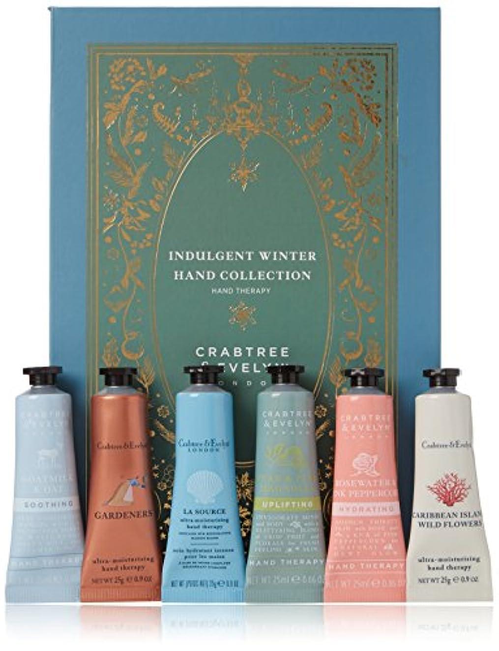荷物最大限縫い目クラブツリー&イヴリン Indulgent Winter Hand Collection 6x25ml/0.86oz並行輸入品