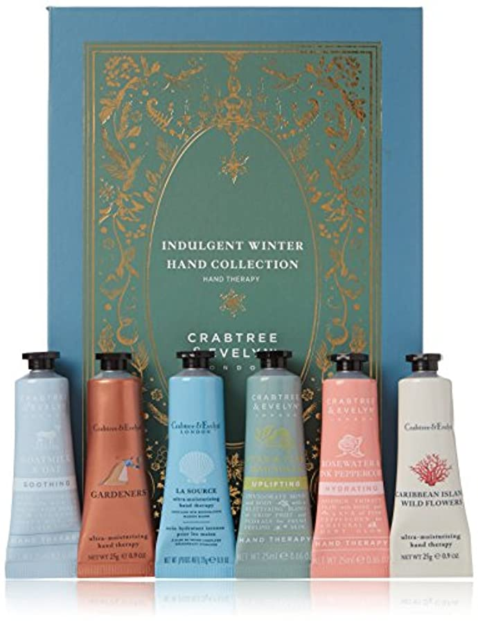うがい薬明示的に心臓クラブツリー&イヴリン Indulgent Winter Hand Collection 6x25ml/0.86oz並行輸入品
