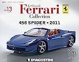 レ・グランディ・フェラーリ 13号 (458 スパイダー 2011) [分冊百科] (モデル付) (レ・グランディ・フェラーリ・コレクション)