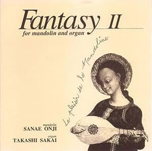 Fantasy for Mandolin and Organ 2