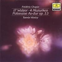 Chopin: 17 Waltzes/4 Mazurkas