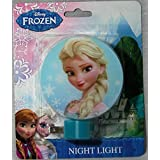 Disney Frozen Elsa Night Light by Intertek [並行輸入品]