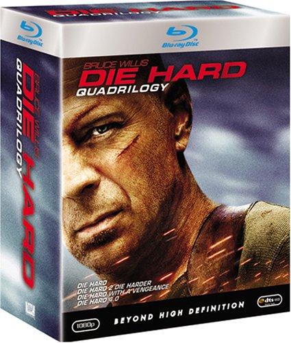 ダイ・ハード クアドリロジー ブルーレイ ディスク BOX [Blu-ray]の詳細を見る