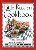 A Little Russian Cook Book (International little cookbooks)