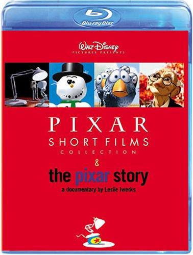 ピクサー ショート フィルム&ピクサー ストーリー 完全保存版  Blu-ray