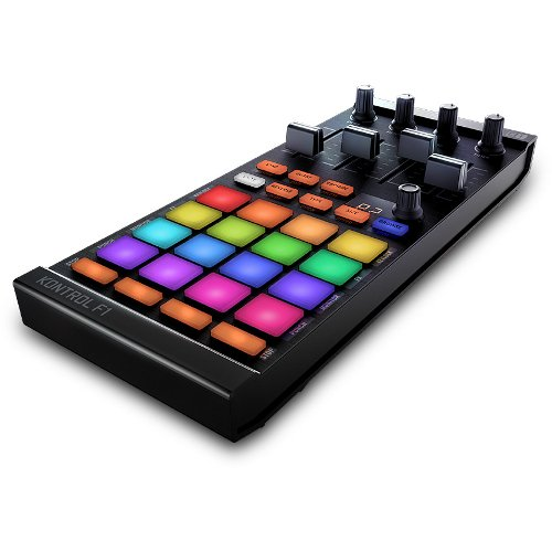 Native Instruments DJコントローラ TRAKTOR KONTROL F1 - NEW