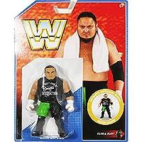 WWE Mattel Retro Series 9 Samoa Joe(サモア・ジョー) [並行輸入品]