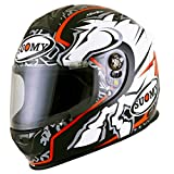SUOMY(スオーミー) バイクヘルメット フルフェイス SR-SPORT [DOVISIOZO NOBRAND(ドヴィジオーゾ ノーブランド)] XLサイズ SSR001804