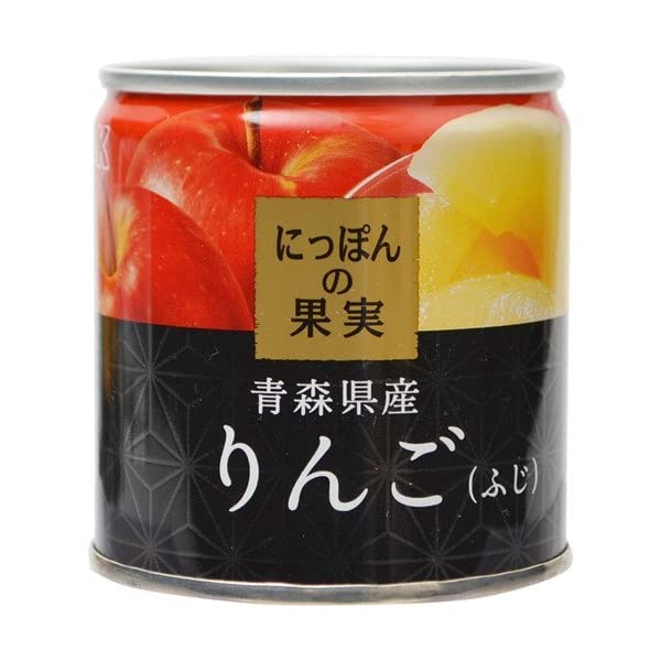 KK にっぽんの果実 りんご(ふじ) 195gの商品画像